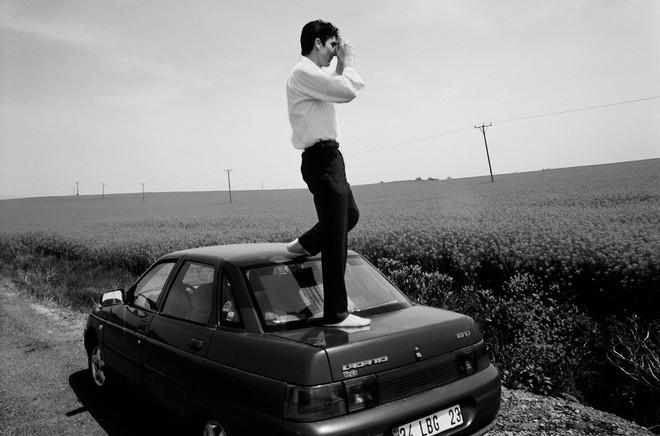 Uit het fotoboek 'Kemal's Dream' © Ahmet Polat
