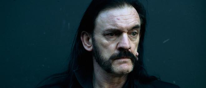Ian Fraser 'Lemmy' Kilmister, zanger-bassist van Motörhead. Foto: Jason Nocito / Hollandse Hoogte