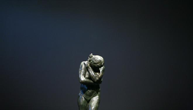 'Eva na de Zondeval' van Auguste Rodin. Foto: Hollandse Hoogte