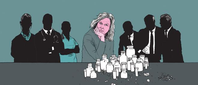 Illustratie: Gijs Kast (voor De Correspondent)