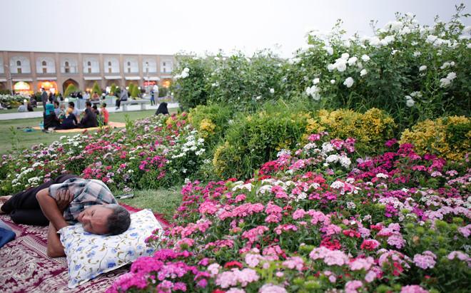 Isfahan, Iran.  Foto: Isabelle Eshraghi / Agence VU