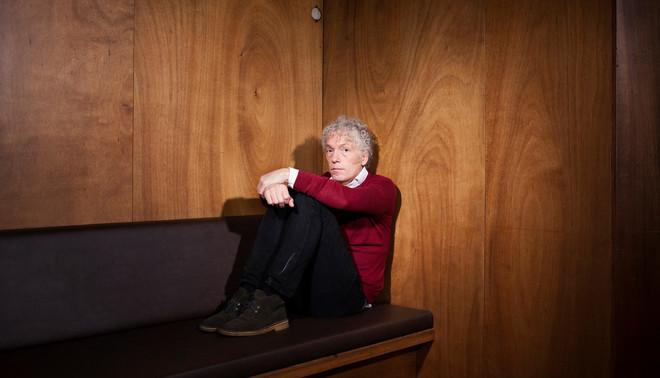 Spinvis. Foto: Marijn Smulders (voor De Correspondent)