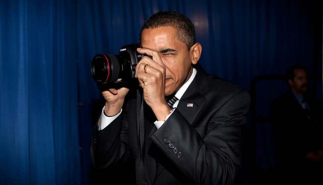 Alle foto's: Pete Souza / the White House