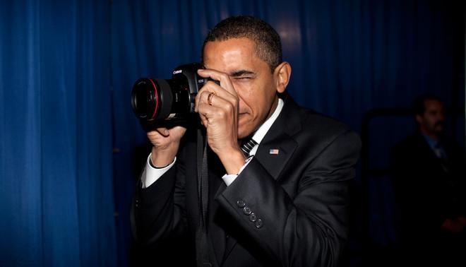Alle foto's: Pete Souza / the White House