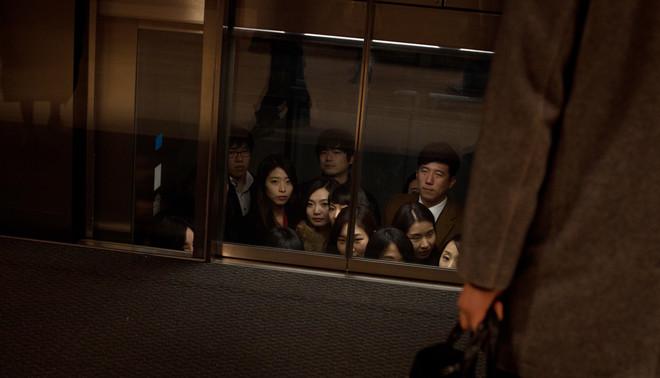 Still from the film Samsung Galaxy