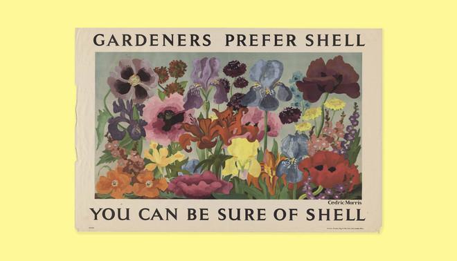 In 1930 lanceerde Shell een postercampagne waarmee Engelse natuur en plekken gekoppeld werden aan de verantwoordelijkheid van het bedrijf.