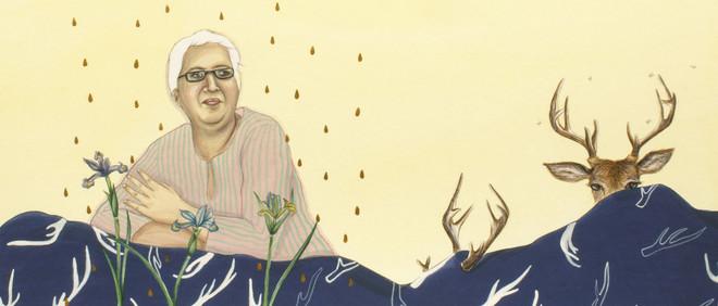 Illustratie: Noormah Jamal (voor De Correspondent)