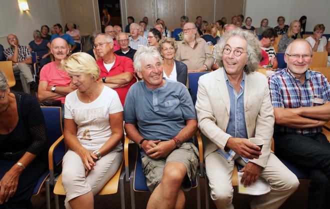 Alle foto's: Jan Dirk van der Burg (voor De Correspondent)
