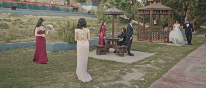 Still uit de film 'Liefs uit Koerdistan'