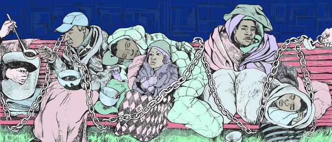 Illustratie: Rosanne van Leusden (voor De Correspondent)