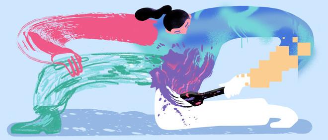 Illustraties: Tsjisse Talsma (voor De Correspondent)