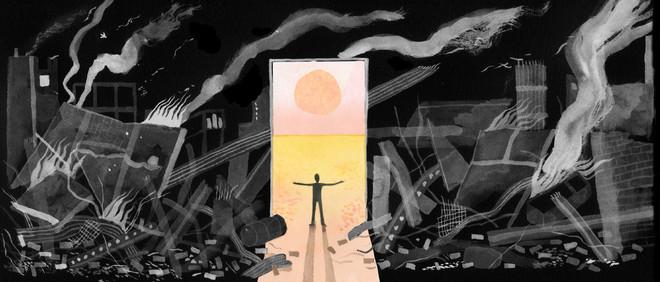 Illustraties: Enzo Pérès-Labourdette (voor De Correspondent)