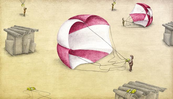 Illustratie: Kwennie Cheng (voor De Correspondent)
