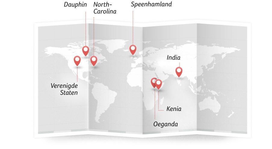 Speenhamland: begin negentiende eeuw. Dauphin: eind jaren zeventig. Amerikaanse experimenten: eind jaren zeventig. North Carolina: begin jaren negentig. India: paar jaar geleden (o.l.v. Guy Standing). Kenia en Oeganda: GiveDirectly (nu).