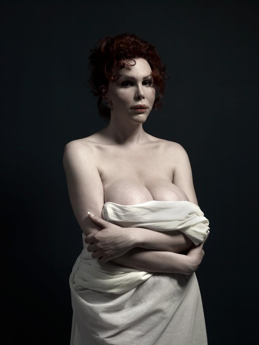 Yvette (2008). Foto: Phil Toledano/Luxphotogallery