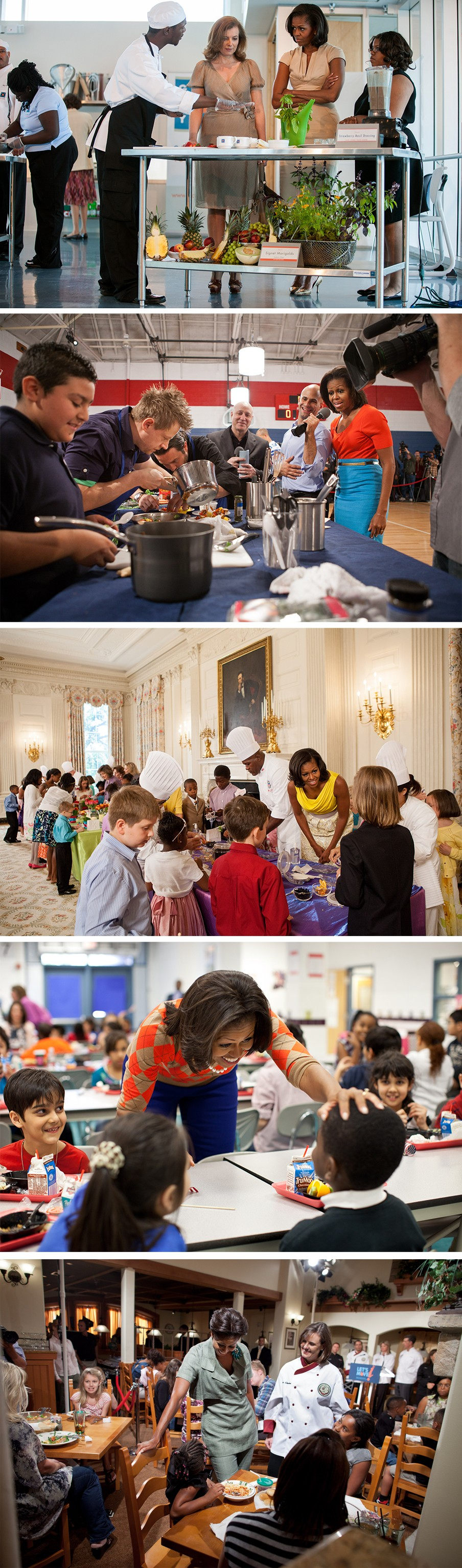 Foto's: The White House