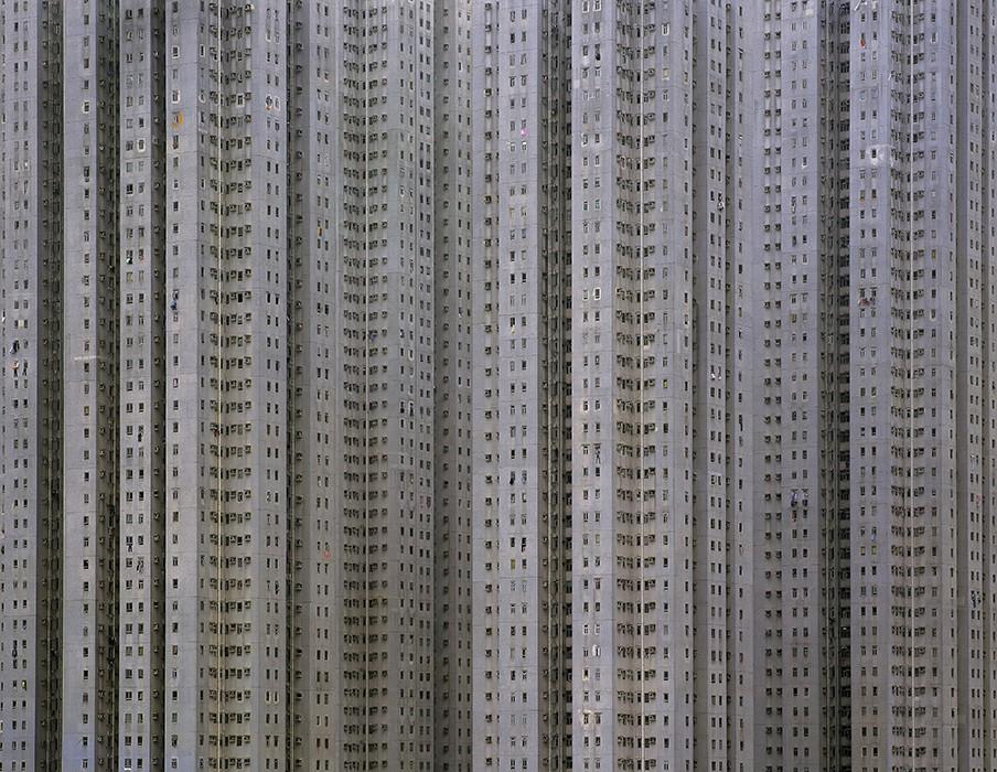 Architecture of Density # 77. Foto: Michael Wolf / courtesy Galerie Wouter van Leeuwen