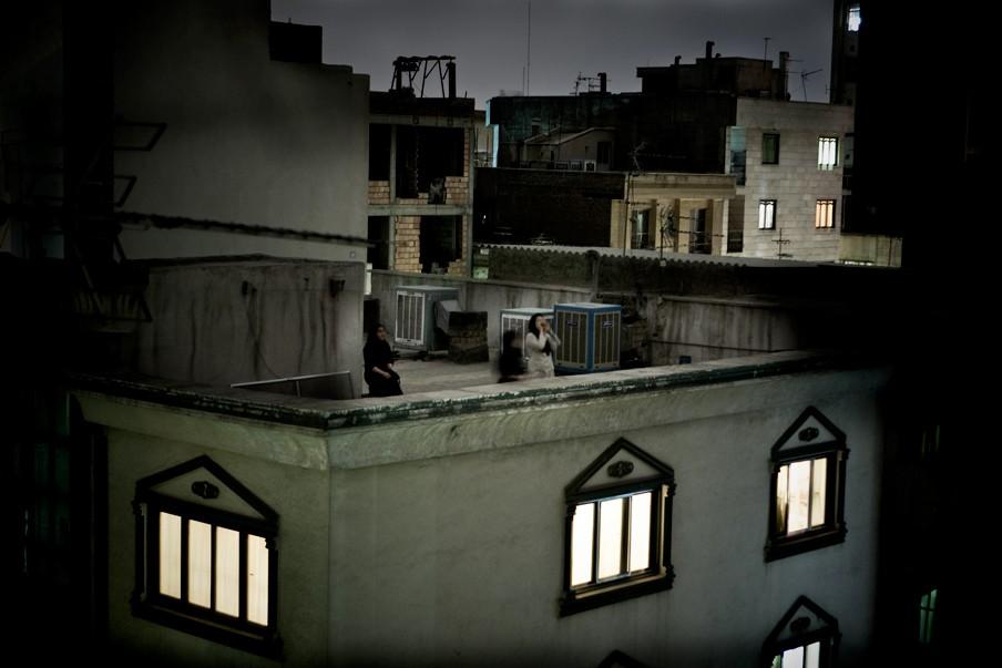 World Press Photo of the Year 2009. Foto: Pietro Masturzo
