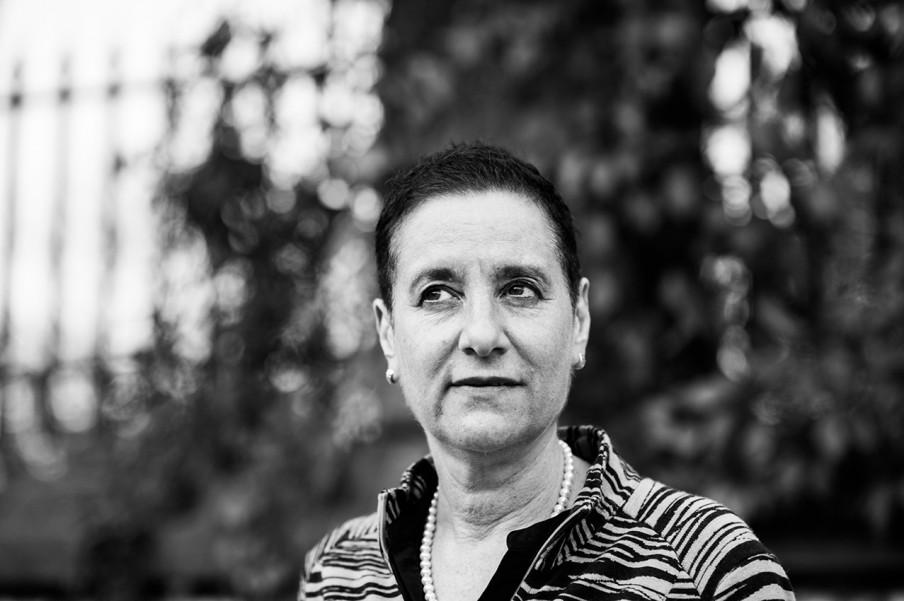 Helen Nissenbaum. Foto: Charlie de Keersmaecker