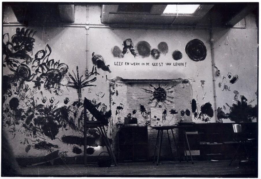 Uit de documentaire 'Onze kresj' van Marije Meerman