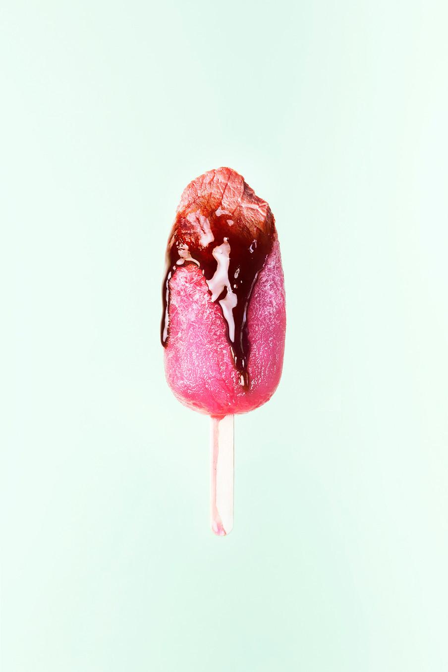 'Sweet Sensation', uit de serie 'Consumerism'. Beeld: Lizette Schaap