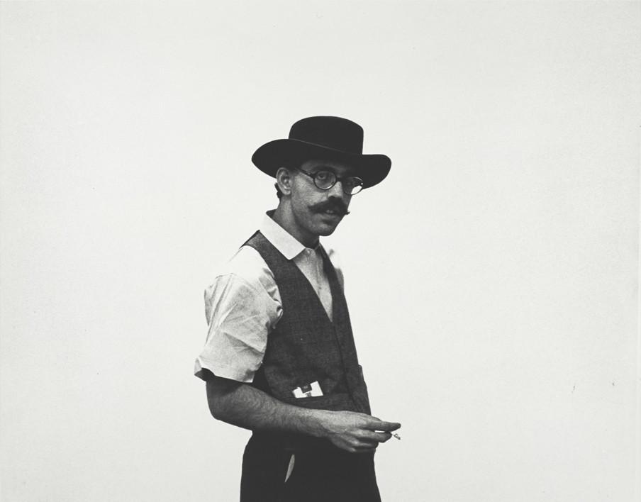 Seth Siegelaub, 5 januari 1969. Foto: MoMA