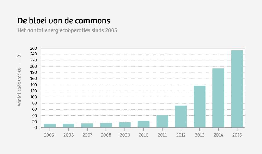 Bron: Lokale Energie Monitor 2015.