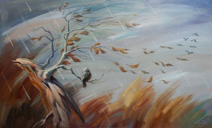 'Zalyshenets' door Oleg Shupliak