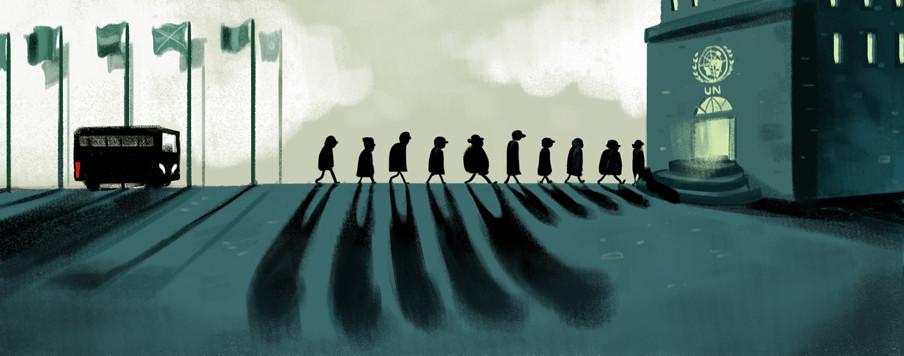 Illustratie: Aimée de Jongh