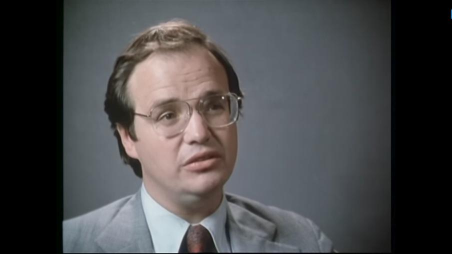 Gus Speth in Warming Warning (1981)