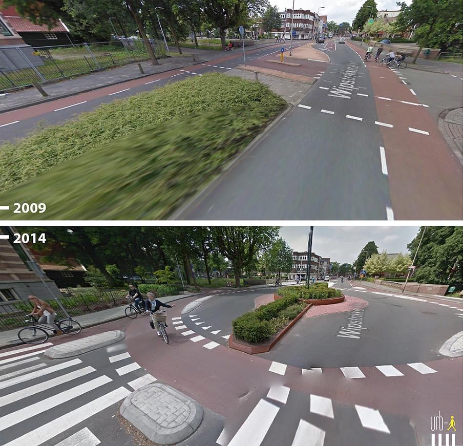 Wipstrikkerallee, Zwolle. Foto: Urb-I / Google