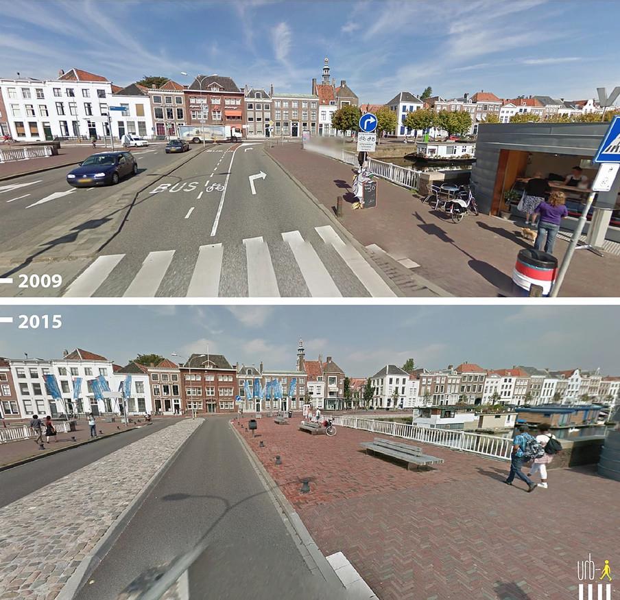 Koningsbrug, Middelburg. Foto: Urb-I / Google