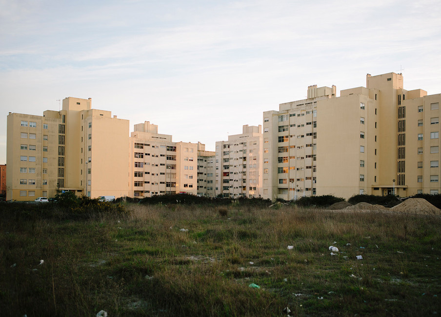 Caxinas. Foto: Lara Jacinto (voor De Correspondent)