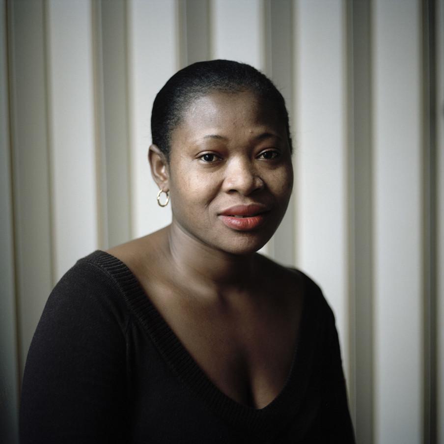 Dorcas uit Ghana. Foto: Joost van den Broek / HH