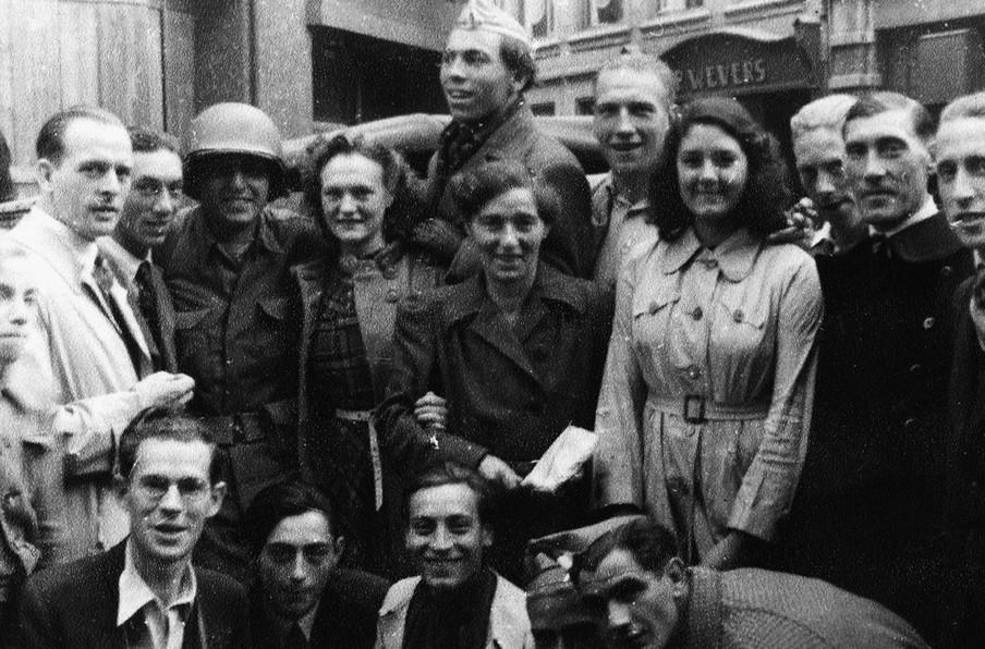 De bevrijdingsdag van Maastricht. Foto: RHCL