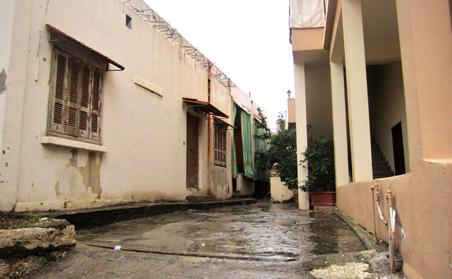 Ain el Delb, een christelijk dorp in Zuid-Libanon waar Abdallah woont. Foto: Marit de Looijer