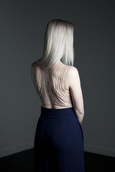 Uit de fotoserie 'Rek'. Foto: Juuke Schoorl