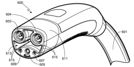 Ontwerp voor de (in de auto ingebouwde) stroomlader