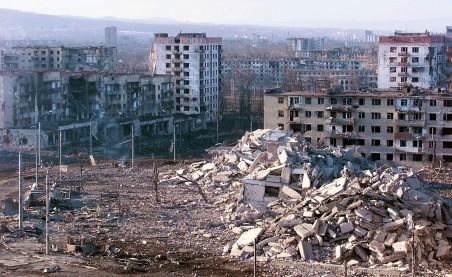 Februari 2000, Grozny. Foto: ANP