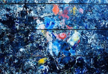 Robert Weingarten, Jackson Pollock #2 (2007)