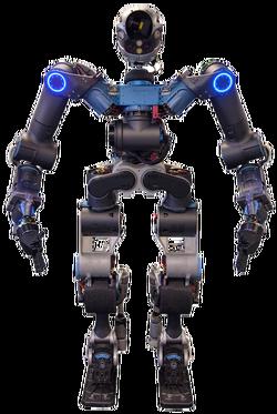 Deelnemer WALK-MAN van team WALK-MAN