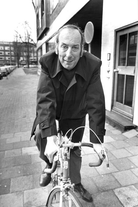 Bob den Uyl. Foto: Ronald Sweering/Hollandse Hoogte