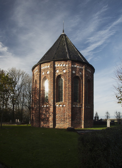 De kerk in Huizinge. Foto: Rogier Maaskant