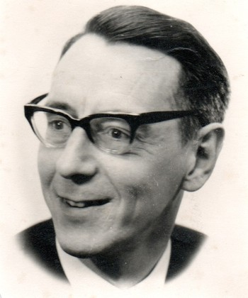 Gerhard Prins. Foto: privéarchief
