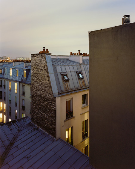 'Paris #1' uit de serie 'Rear Window'. Foto: Jordi Huisman
