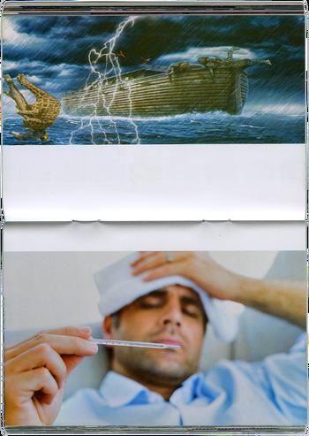 Uit het boek 'Metaphors' © Jozef Wouters