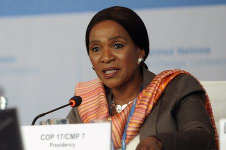 Nozipho Mxakato-Diseko. Foto: ANP