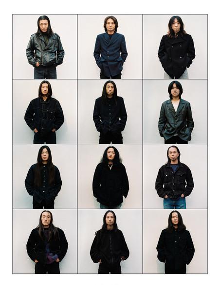 '35. Rockers - Beijing 1999' uit het project 'Exactitudes'. © Ari Versluis en Ellie Uyttenbroek