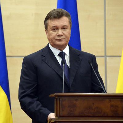 Viktor Janoekovitsj. Foto: AFP