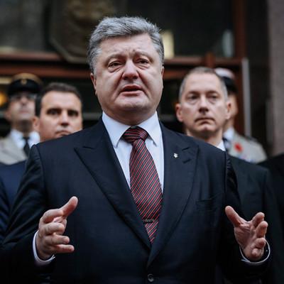 Petro Porosjenko. Foto: EPA